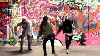 "T-Pain feat. B.o.B ""UP DOWN"" Choreography By : Lamar Lee 