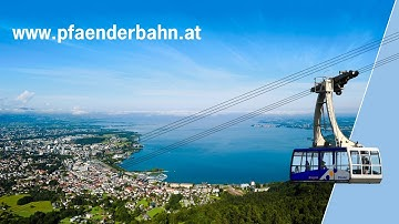 Pfänderbahn - Bregenz am Bodensee