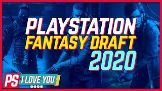 PlayStation Fantasy Draft 2020 - PS I Love You XOXO Ep. 3