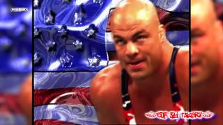 WWE : Kurt Angle Entrance Video in 1080p Full HD