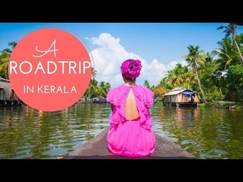 An EPIC Road trip in Kerala - Vlog Bruised Passports