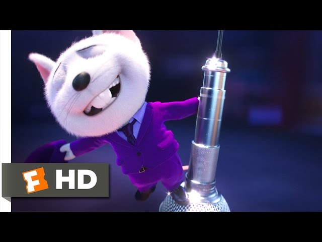 Sing (2016) - I Did It My Way Scene (9/10)   Movieclips