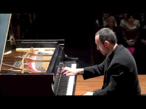 Antonio Pompa-Baldi: Etude No 5 in G flat major Op 10 No 5 Black Keys (Chopin)