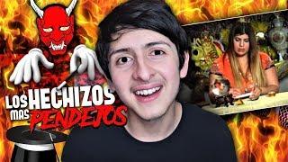 Los Hechizos más ESTÚPIDOS de YouTube