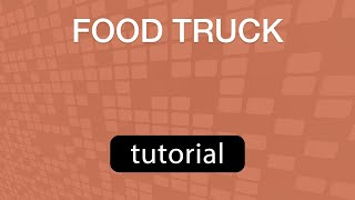 GoVenture Food Truck - TUTORIAL Video