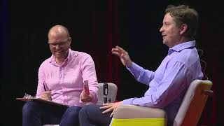 The Money Flower and why Bitcoin is a ponzi scheme | Morten Bech | TEDxBasel
