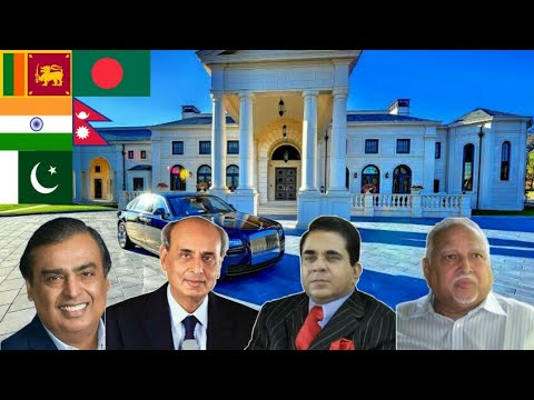 Top 15 richest people  in South Asia   Rich man in South Asia   Koi news BD