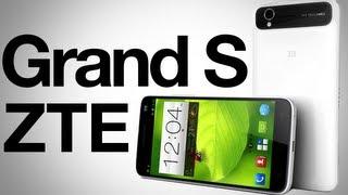 ZTE Grand S - Китайский Флагман. Обзор AndroidInsider.ru