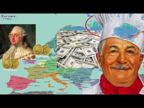 An explanation of England and France's shift from an Absolute Monarchy to Democracy (in 10 minutes)