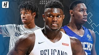 The BEST Highlights & Moments from 2019 NBA Summer league! Video