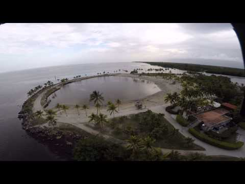 3DR Solo 2nd Flight @ Matheson Hammocks Park