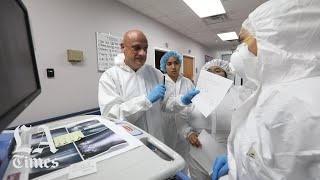 This Small Texas Hospital Is Finding Ways To Save COVID-19 Patients
