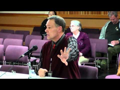 Clallam County Charter Review Commission Meeting with county officials 031115