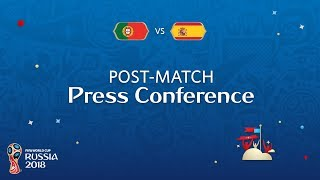 FIFA World Cup™ 2018: Portugal v. Spain - Post Match PC