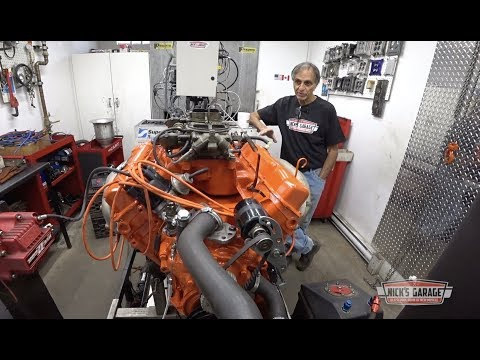 Double Dyno Day  440 Six Pack & 505 Hemi