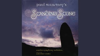 McCartney: Sea Voyage. Pulsating, with cool jazz feel