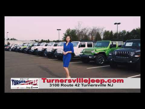 Turnersville Jeep Chrysler Dodge Ram - January 2019 Specials