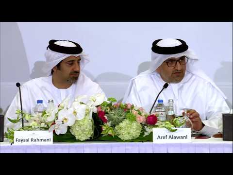 Press Conference - Abu Dhabi (08 November 2017)