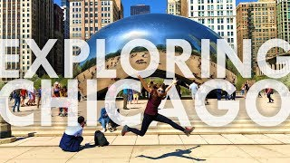 Exploring Chicago | Chicago Travel Vlog