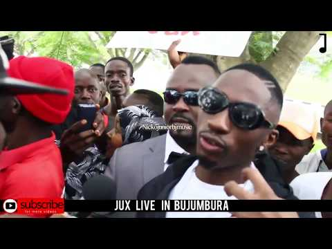 Exclusive Interview  Jux Nchini Burundi |Valentines Day|