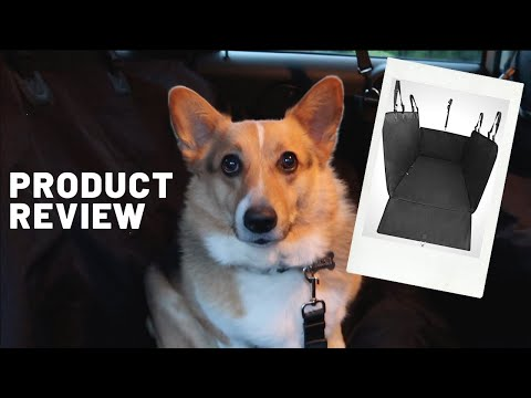 PRODUCT REVIEW || Becko Waterproof Pet Seat Cover for Cars