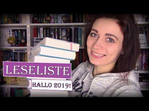 LESELISTE | Januar 2019 // Ein neues Lesejahr beginnt!