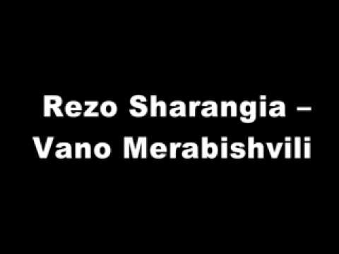 A telephone conversation between Vano Merabishvili and Revaz Sharangia. conv.1