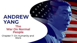 07 Andrew Yang The War On Normal People Audiobook