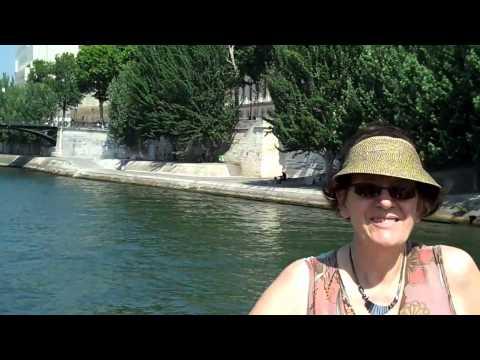 BATEAU MOUCHE Paris (VP) 22 juin 2010 Simone&Maurice