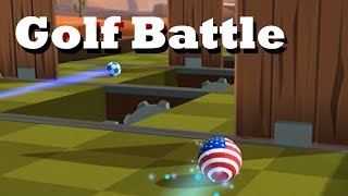 Golf Battle Hold the New Record Walkthrought