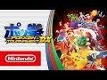 Pokkén Tournament DX - Launch Trailer (Nintendo Switch)