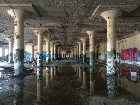 Abandoned American Motors Corporation