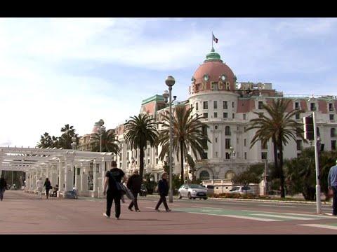 Nizza - Mondäne Großstadt an der Cote d'Azur