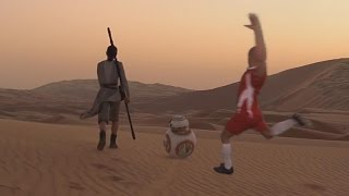 'Star Wars: The Force Awakens' Exclusive Clip