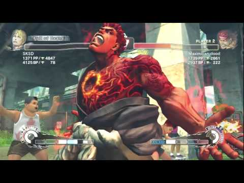 POWER IS EVERYTHING: Evil Ryu Online w/Max (Ultra Street Fighter 4) Part 3