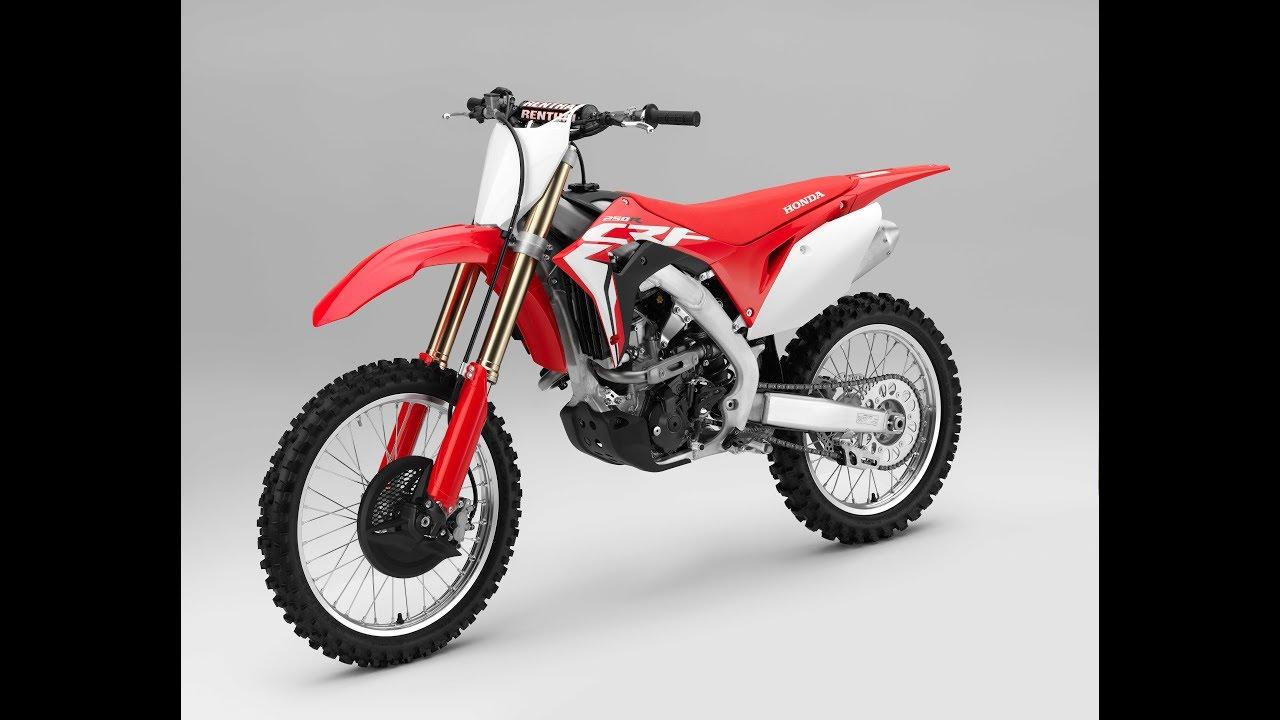 480d7cfee 2018 Honda CRF250R First Look - Cycle News - YouTube