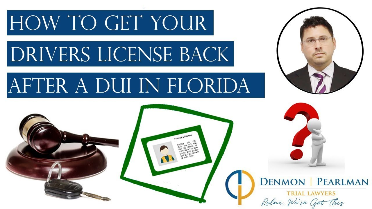how to get a florida drivers license after moving