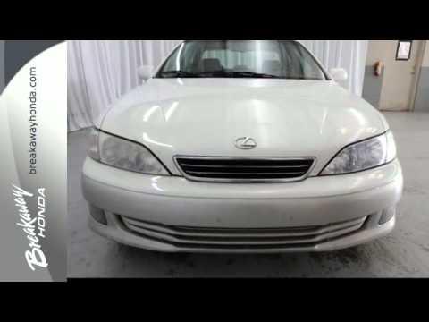 2001 lexus es 300 greenville sc easley sc b150943b for Honda easley sc