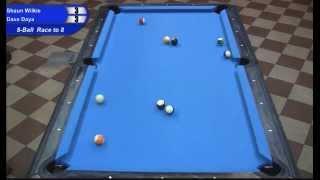 Shaun Wilkie Dave Daya Valley Forge Bar Box 8-ball Championships