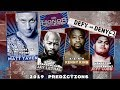 ROH HONOR FOR ALL NASHVILLE 2019 PREDICTIONS DEFY OR DENY 2 COBB-LETHAL-KING-TAVEN