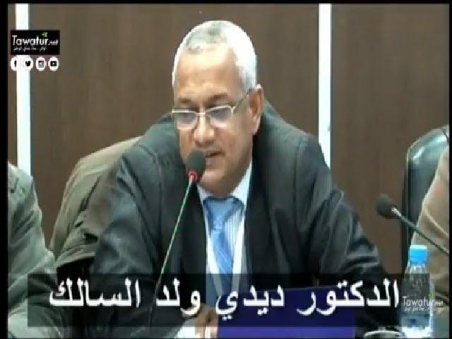 جدل الهويات الصاعدة في مواجهة الدولة الوطنية في موريتانيا│الدكتور ديدي ولد السالك