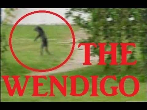 WENDIGO CAUGHT ON TAPE