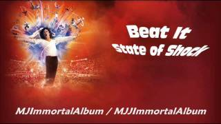 02 Beat It - State of Shock (Immortal Version) - Michael Jackson - Immortal