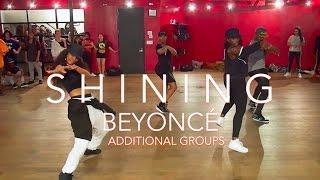 Beyoncé  - Shining - Additional Groups