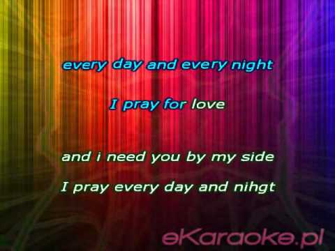 Afromental - Pray for love karaoke