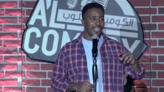 ياسر العبسي - وجهة نظر #الكوميدي_كلوب