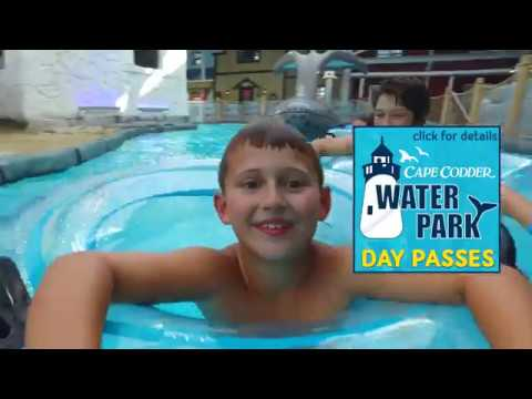 Welcome To The Cape Codder Water Park!
