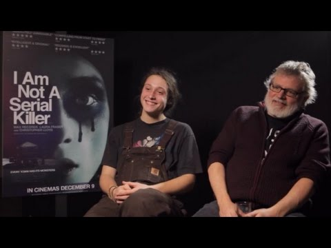 Geek Ireland Interviews I am Not a Serial Killer star Max Records and director Billy O'Brien