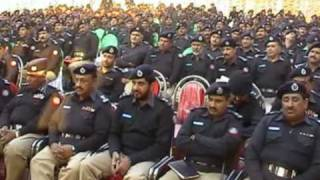 Police ceremony for Prize Distribution in Sukkur region Imran malik Report