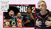 Teddy Atlas Gives Prediction on Joshua vs Ruiz Rematch